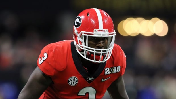 The Top Linebacker Prospect Who Plays Like Falcons Pro Bowler Deion Jones - IMAGE