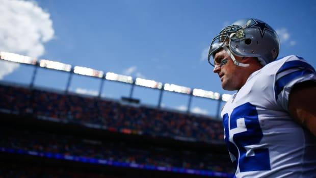 Report: Jason Witten Planning to Retire, Join 'Monday Night Football'