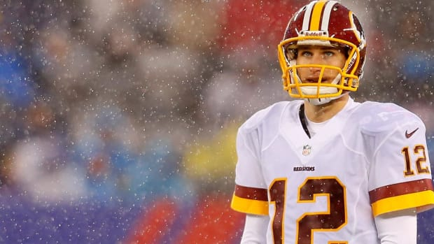 Report: Jets Willing 'To Pay Whatever It Takes' For Kirk Cousins - IMAGE