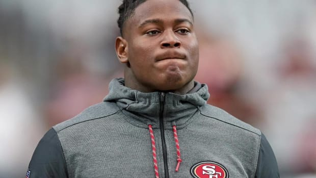 NFL Suspends 49ers Linebacker Reuben Foster For Two Games - IMAGE
