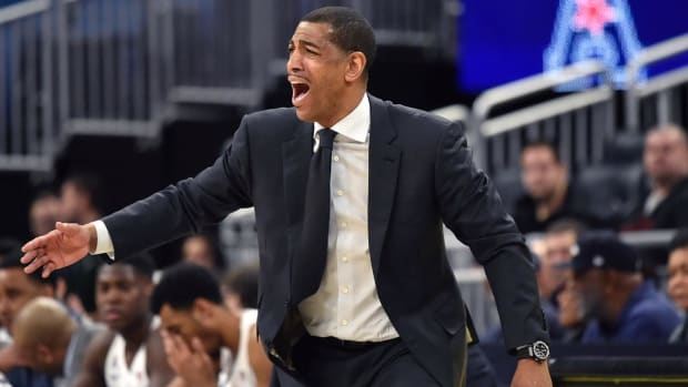 Former UConn Head Coach Kevin Ollie Facing 'Unethical Conduct Charge' From NCAA - IMAGE