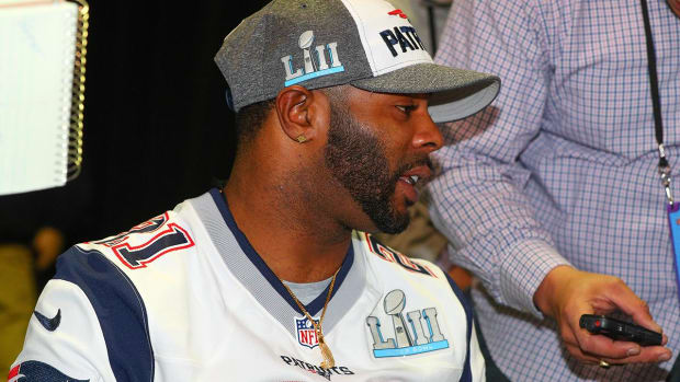 Patriots Cornerback Malcolm Butler Releases Statement Following Super Bowl Benching - IMAGE