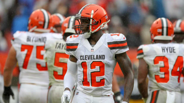 Browns to Release WR Josh Gordon on Monday - IMAGE