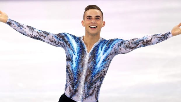 Adam Rippon's Inspiring Journey to First Olympics - IMAGE
