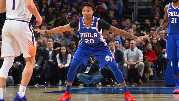 Report: Markelle Fultz Expected to Play for 76ers Again This Season - IMAGE