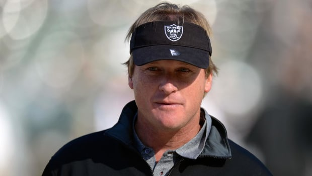 Jon Gruden: 'Good Chance' He Will Coach Raiders if Offered Job - IMAGE