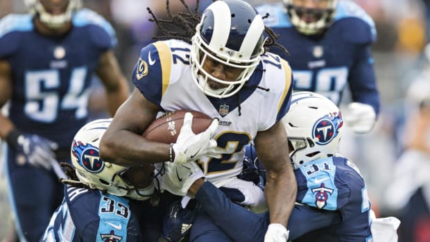 Report: Sammy Watkins, Allen Robinson Agree to Three-Year Contracts - IMAGE