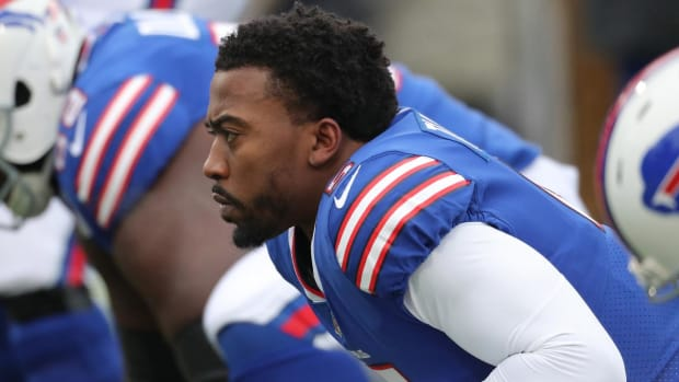 Report: Browns Trade For QB Tyrod Taylor--IMAGE