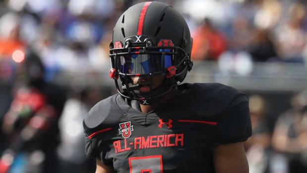 NCAA Reinstates LSU Cornerback Kristian Fulton--IMAGE
