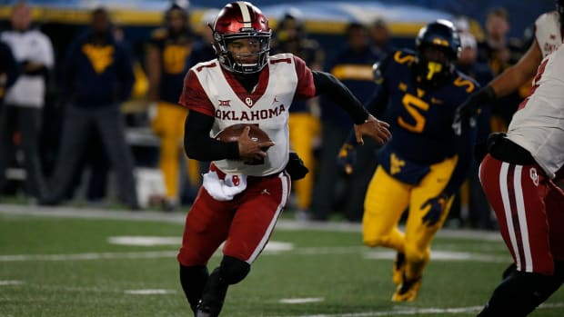 Kyler Murray Says Playing in the MLB is 'Still the Plan,' But OU's QB Could Join Exclusive Two-Sport List--IMAGE