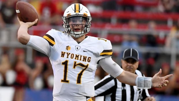 PFF: Josh Allen 'Has to Cut Back on the Negative Plays' to Succeed in the NFL - IMAGE