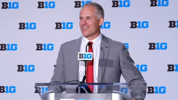 Maryland Places Coach DJ Durkin on Administrative Leave Amid Jordan McNair Investigation - IMAGE