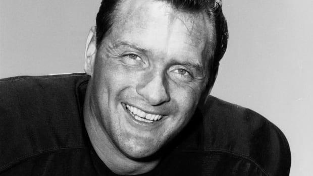 LSU Legend, Heisman Winner Billy Cannon Dies--IMAGE