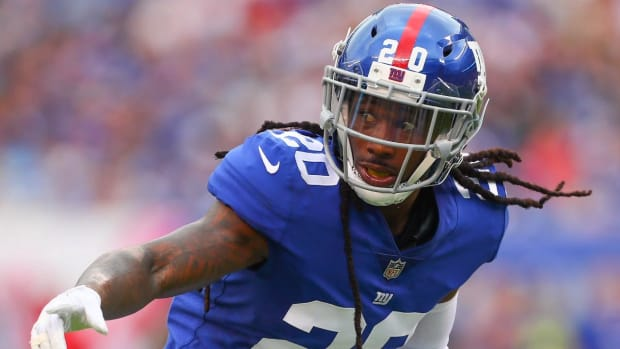Report: Dead Body Found in Home of Giants' Janoris Jenkins--IMAGE