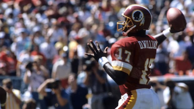 Redskins To Give Super Bowl Rings to 1987 Replacement Players--IMAGE