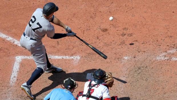 MLBPA's Tony Clark: Universal DH Idea Gaining Momentum, Players Discussing - IMAGE