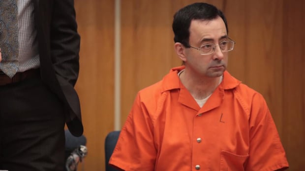 Larry Nassar Moved From Arizona Federal Prison; 50 More Sue Ex-Team USA Doctor - IMAGE
