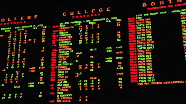 U.S. Supreme Court Overturns Federal Ban on Sports Gambling