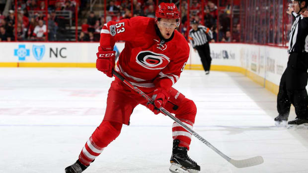 Hurricanes Trade Left Wing Jeff Skinner to Sabres - IMAGE