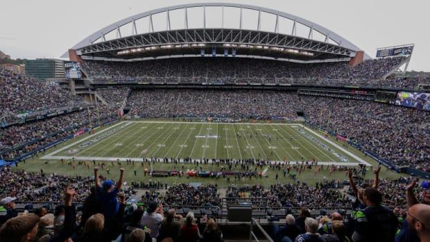 Seattle Seahawks CenturyLink Field