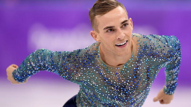 Adam Rippon Will Not Work As a Correspondent for NBC's Remaining 2018 Winter Olympics Coverage - IMAGE