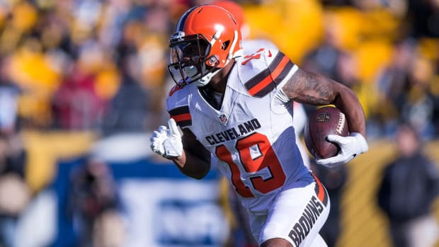 Former Browns WR Corey Coleman Told Hue Jackson to Trade Him