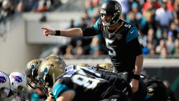 Jaguars Top Bills 10-3 in AFC Wild Card Game--IMAGE