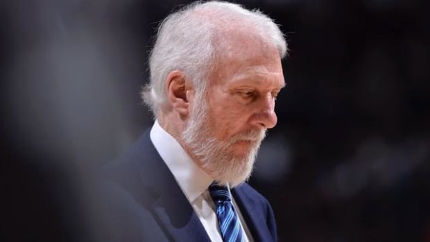 Erin Popovich, Wife of Spurs Coach Gregg Popovich, Passes Away--IMAGE