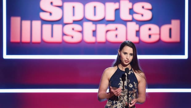 Sportsperson Award 'A Sign To Me The World Is Paying Attention' Says Rachael Denhollander - IMAGE
