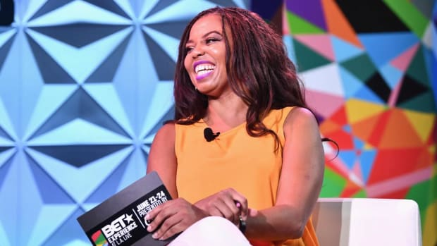 Report: Jemele Hill to Leave ESPN in September With Buyout--IMAGE