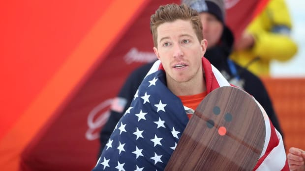 Shaun White Apologizes For Saying Sexual Misconduct Claims Are 'Gossip' - IMAGE