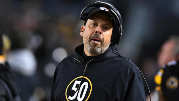 Report: Steelers to Part Ways With Todd Haley - IMAGE