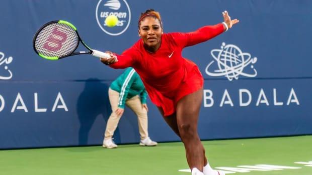 Serena Williams on Recent Funk: 'I Felt Like I Was Not a Good Mom'--IMAGE