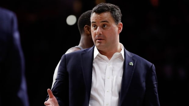 Sean Miller Will Not Coach Arizona on Saturday, DeAndre Ayton Will Play--IMAGE