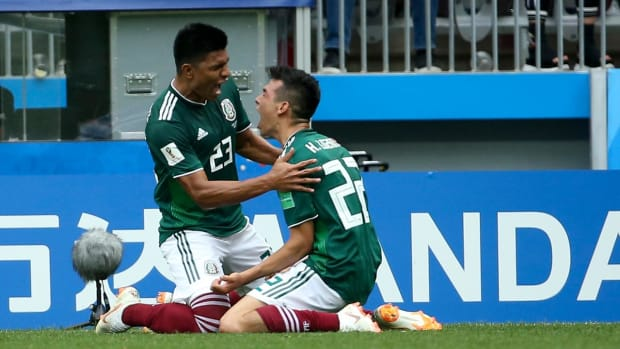Earthquake Detected in Mexico City After Lozano's Goal vs. Germany - IMAGE