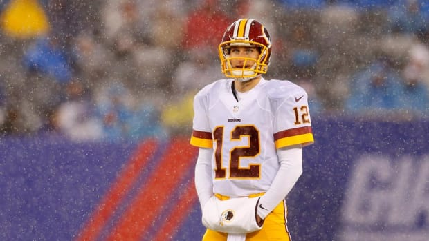 Report: Kirk Cousins Plans to Sign With Vikings - IMAGE