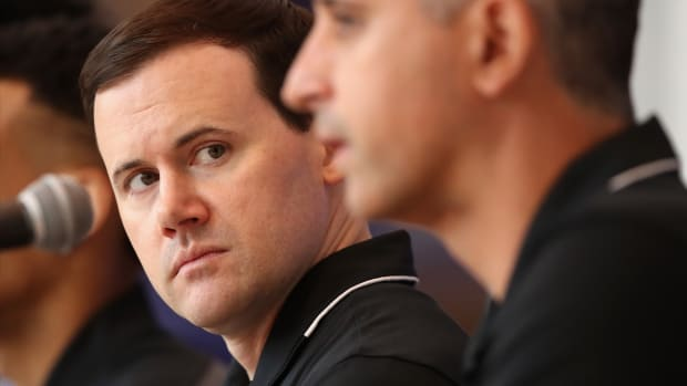 Suns Fire General Manager Ryan McDonough