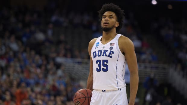 Duke's Marvin Bagley III Declares For NBA Draft--IMAGE