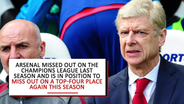 Arsene Wenger Announces He's Leaving Arsenal After 22 Seasons at Club - IMAGE