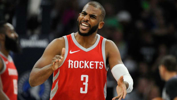 Report: Chris Paul to Sign Four-Year, $160 Million Deal to Stay With Rockets - IMAGE