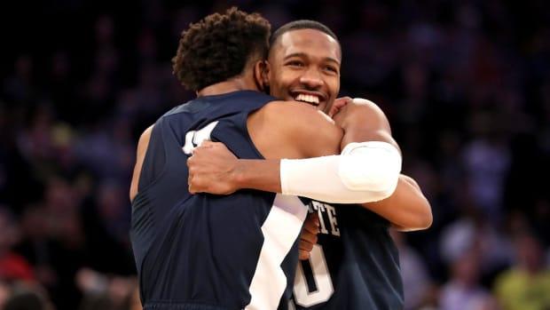 Penn State Knocks Off Ohio State, Advances to Big Ten Tournament Semifinal--IMAGE