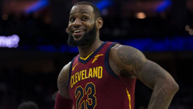 LeBron James Signs With Lakers, Leaves Cleveland a Second Time--IMAGE