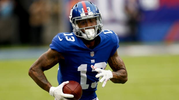 Report: Giants Not Ruling Out Possibility Of Odell Beckham Jr. Trade - IMAGE