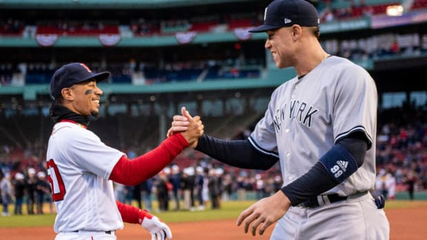 MLB To Announce Yanks-Red Sox Games In London