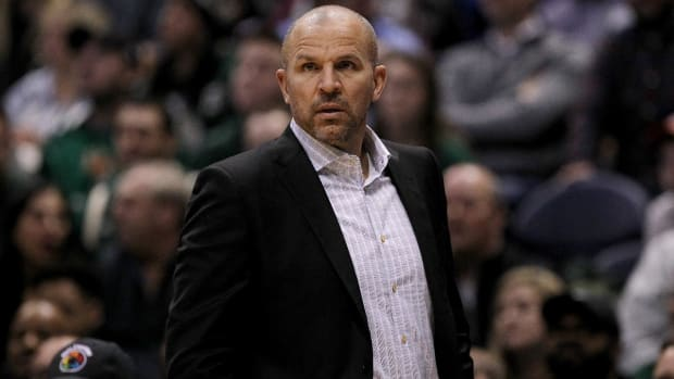 Milwaukee Bucks Fire Jason Kidd--IMAGE