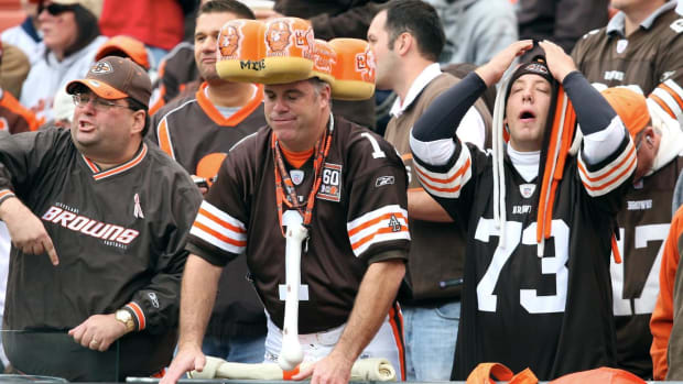 Browns To Be Featured On HBO's 'Hard Knocks'--IMAGE