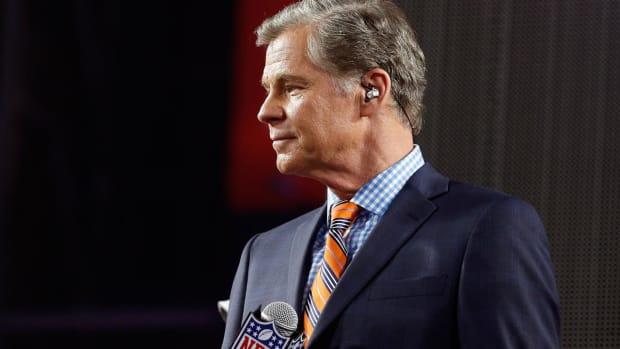 Dan Patrick Leaving NBC's 'Football Night In America' - IMAGE