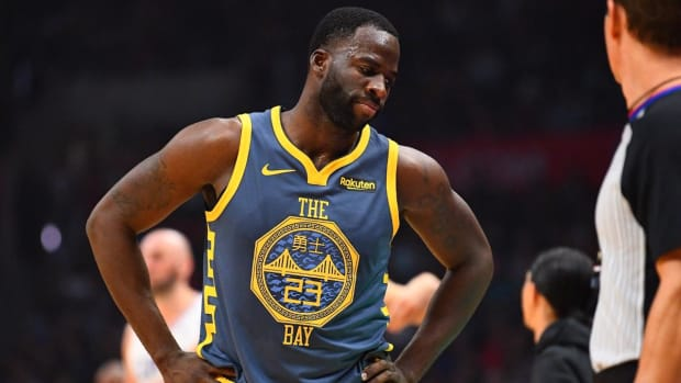 Draymond Green Likely To Miss Two Games With Toe Sprain--IMAGE