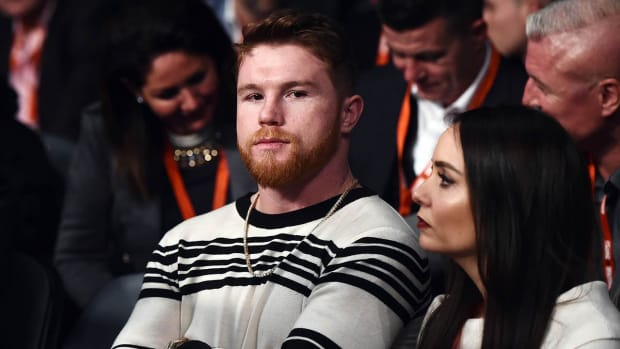 Canelo Alvarez Tests Positive For Clenbuterol Due to Mexico Meat Contamination - IMAGE