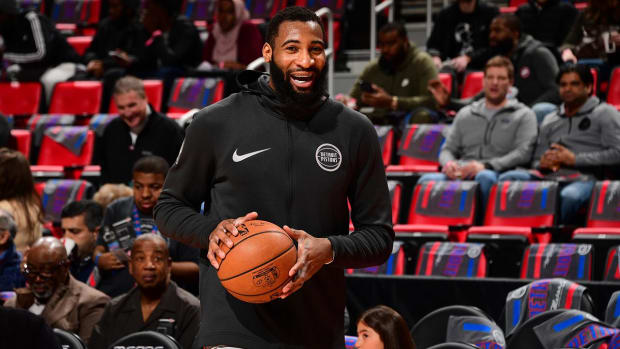 Detroit's Andre Drummond Replaces John Wall in the 2018 All-Star Game - IMAGE